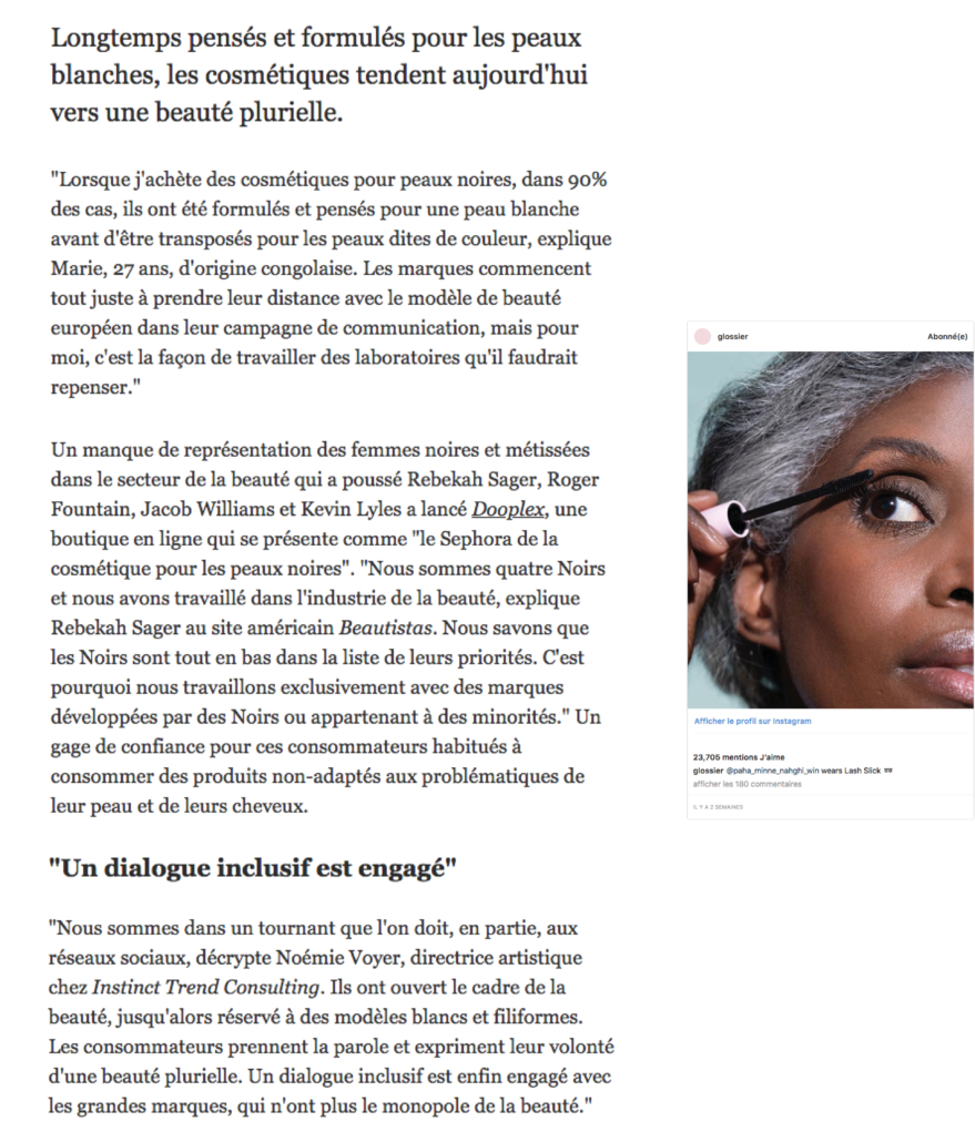 PAGE BLOG 46-L'Express Blog - Beaute femmes Noires et Metisses, le reveil des marques2