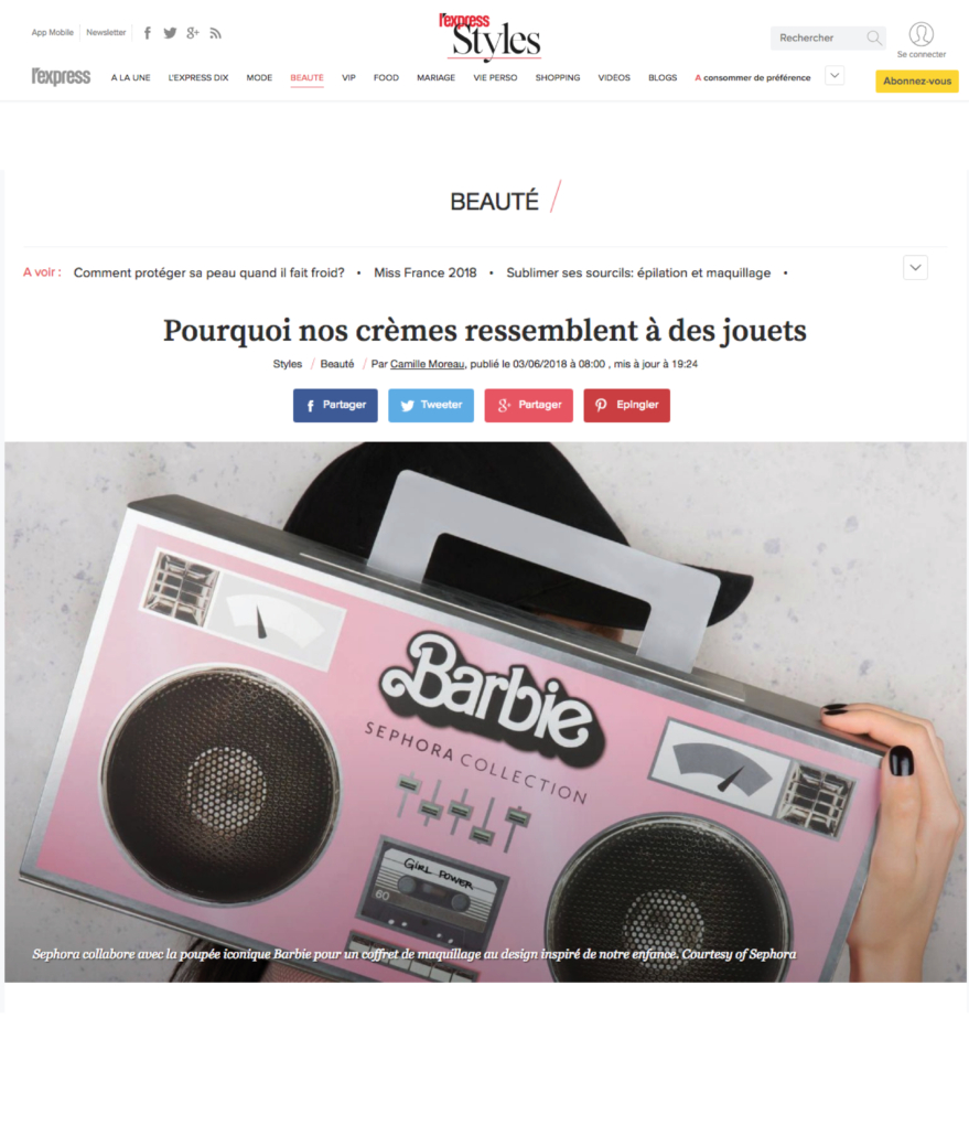 PAGE BLOG 46-L'Express Blog - Cosmetiques jouets